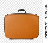 realistic vector retro vintage... | Shutterstock .eps vector #788558386