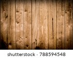 old brown wood surface old wood ... | Shutterstock . vector #788594548