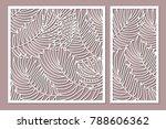 Set Decorative Card For Cutting....