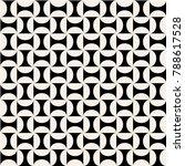 vector seamless pattern. modern ...   Shutterstock .eps vector #788617528