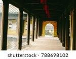 hue  vietnam   10th december... | Shutterstock . vector #788698102