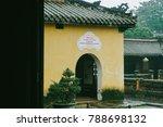 hue  vietnam   10th december... | Shutterstock . vector #788698132