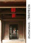 hue  vietnam   10th december... | Shutterstock . vector #788698156