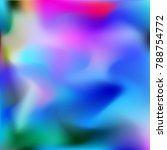 blur background. abstract... | Shutterstock .eps vector #788754772