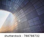 architecture details modern... | Shutterstock . vector #788788732