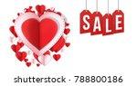 digital composite of sale text... | Shutterstock . vector #788800186