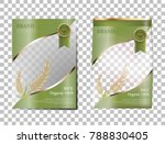 rice package thailand food... | Shutterstock .eps vector #788830405