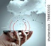 concept of target focus digital ...