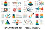vector startup infographics ... | Shutterstock .eps vector #788840092
