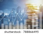finance  profit  capital... | Shutterstock . vector #788866495