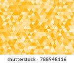 vector abstract orange modern... | Shutterstock .eps vector #788948116