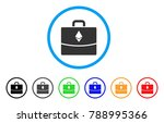 ethereum accounting case...   Shutterstock .eps vector #788995366