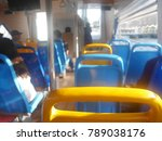 ferry interior seat. river... | Shutterstock . vector #789038176