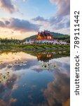 chiang mai  thailand   dec 31 ... | Shutterstock . vector #789111442