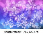 abstract background colorfull... | Shutterstock . vector #789123475