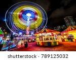 central  hong kong    january...   Shutterstock . vector #789125032