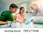 education  science  technology  ... | Shutterstock . vector #789177448