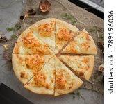 khachapuri   traditional...   Shutterstock . vector #789196036