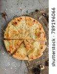 khachapuri   traditional...   Shutterstock . vector #789196066