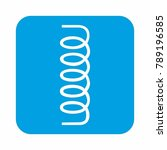 industrial technology vector... | Shutterstock .eps vector #789196585