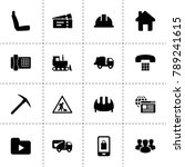 site icons. vector collection...