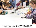 rostov  russia   december 28  a ... | Shutterstock . vector #789241825