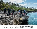 san andres island  colombia _... | Shutterstock . vector #789287332