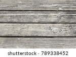 authentic background of wooden... | Shutterstock . vector #789338452