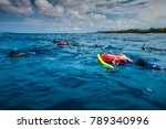 san andres island  colombia _... | Shutterstock . vector #789340996