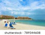 ras al khaimah  united arab... | Shutterstock . vector #789344608