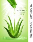 design cosmetics product... | Shutterstock .eps vector #789382216