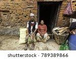 kathmandu  nepal   august 10 ... | Shutterstock . vector #789389866