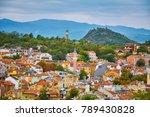 view of plovdiv  bulgaria   Shutterstock . vector #789430828