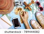 travel plan  trip vacation ... | Shutterstock . vector #789444082