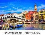 venice  italy   september 21 ... | Shutterstock . vector #789493702