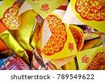 bangkok  january 8  2018... | Shutterstock . vector #789549622