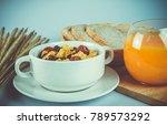vegetarian breakfast cereals...
