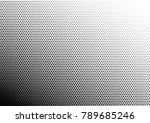 halftone background. abstract... | Shutterstock .eps vector #789685246