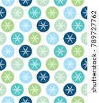 Snowflake Pattern With Cool...