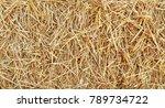 Straw  Dry Straw Texture...