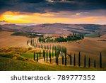 tuscany  italy   september 27 ... | Shutterstock . vector #789777352