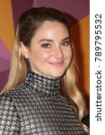 Small photo of LOS ANGELES - JAN 7: Shailene Woodley, Calina Lawrence at the HBO Post Golden Globe Party 2018 at Beverly Hilton Hotel on January 7, 2018 in Beverly Hills, CA