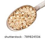 healthy food option  porridge...   Shutterstock . vector #789824536