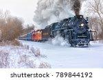 carland  michigan usa december...   Shutterstock . vector #789844192