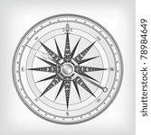 compass | Shutterstock .eps vector #78984649