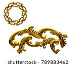"ornamental segment  ""sea"" ... 