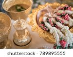 wedding  thai wedding  thai... | Shutterstock . vector #789895555