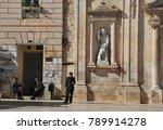 ostuni  italy october 26  2014... | Shutterstock . vector #789914278