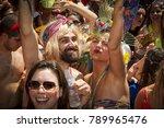 rio de janeiro  brazil  ... | Shutterstock . vector #789965476