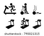 Set Of Treadmill And Elliptica...